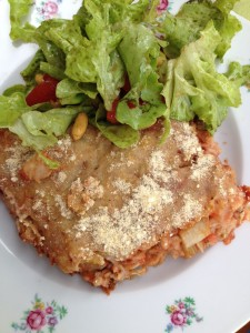 Faule Lasagne