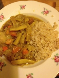 Herbstcurry